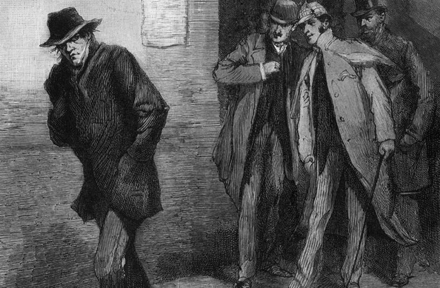 Tracking Jack The Ripper