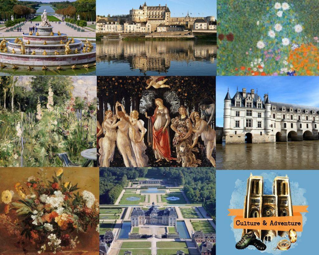 Quiz le printemps Culture &Adventure
