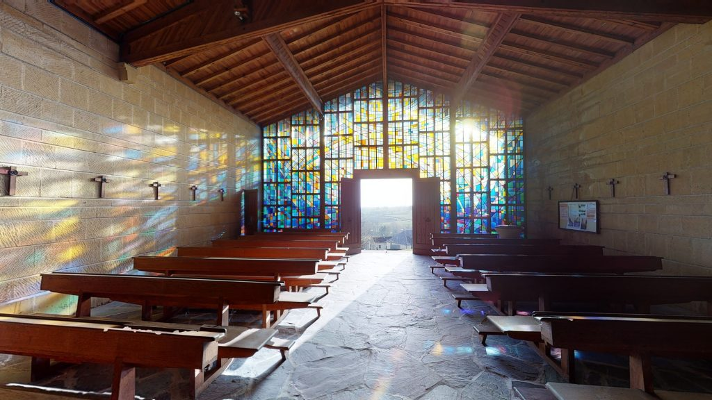 Montgon's parish church